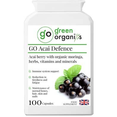 Green Organiks Acai Berry Superfood